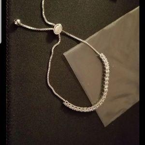 Women's Adjustable Tennis Bracelet